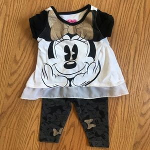 Other - 0-3m Minnie Outfit